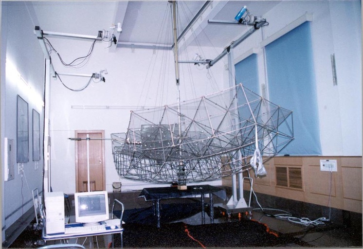 航天领域天线测量
