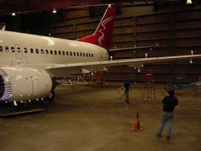 三维摄影测量系统航空领域应用